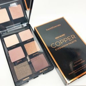 bareMinerals COPPER Eyeshadow Palette Gen Nude